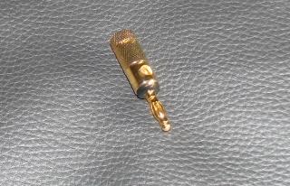 Bananenstecker / Adapter Lautsprecher