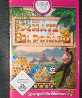 Der Schatz von El Dorado Wimmelspiel
