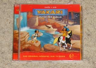Yakari Hörspiel - Hüter der Quelle