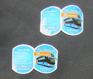 Gutscheine Flixbus 6 Euro