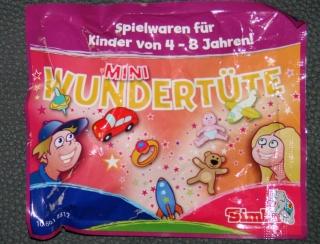 Mini Wundertüte Simba Kindertüte Spielen