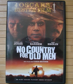 Originalbild zum Tauschartikel No Country For Old Men (DVD)