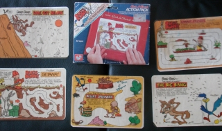 Originalbild zum Tauschartikel Etch a Sketch Action Pack Bugs Bunny 6x