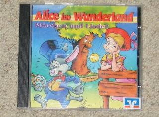 Alice im Wunderland - Märchen und Lieder