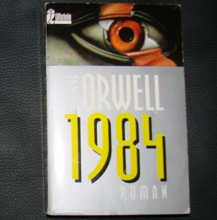 Buch 1984  George Orwell
