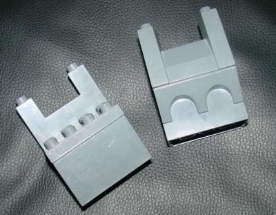 Lego Duplo Ritterburg Zinnen 2x