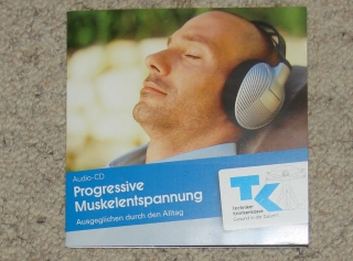 Progressive Relaxation Tiefenentspannung