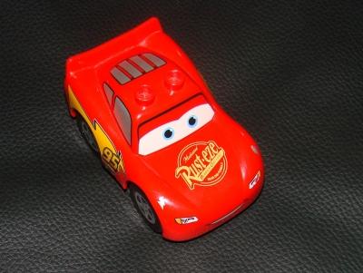 Lego Duplo Cars 5813 - Lightning McQueen
