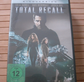 Total Recall - Colin Farrell + Kate