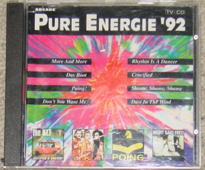 Pure Energie 92