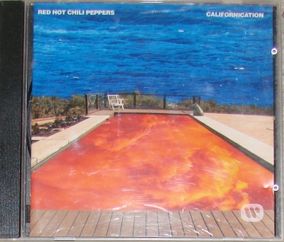 Originalbild zum Tauschartikel Californication RED HOT CHILI PEPPERS