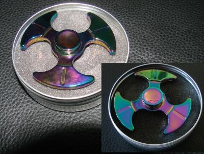 Fidget Spinner Samione Hand Spinner Gyro