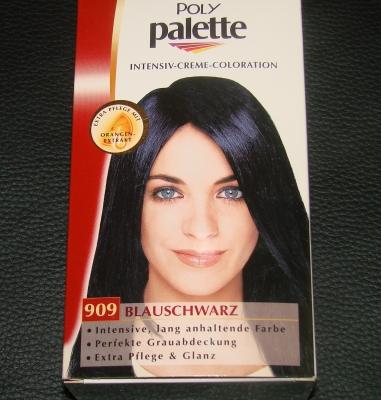 Schwarzkopf POLY Palette Haarfarbe 909