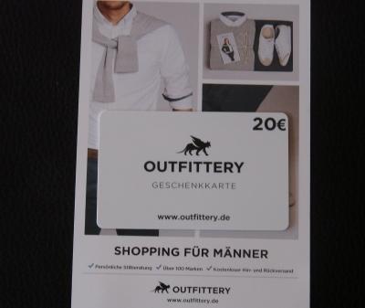 Gutschein Männer Mode Outfittery