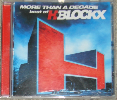 Originalbild zum Tauschartikel More Than A Decade: Best Of H-Blockx
