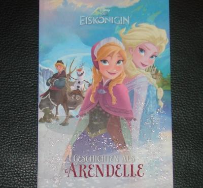 Die Eiskönigin Geschichten aus Arendell