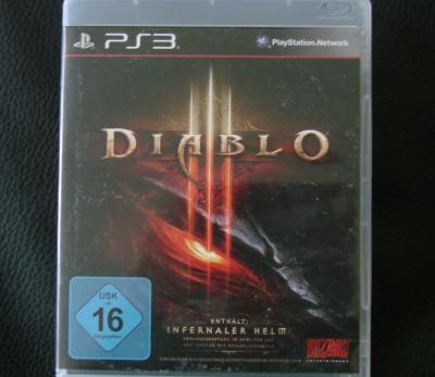 Diablo III - Playstation 3 blizzard ps3