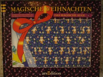 Das magische Auge Weihnachten Edition