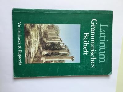 Latinum, Ausgabe B. Lehrgang