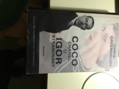 Coco Chanel  und  Igor Strawinsky