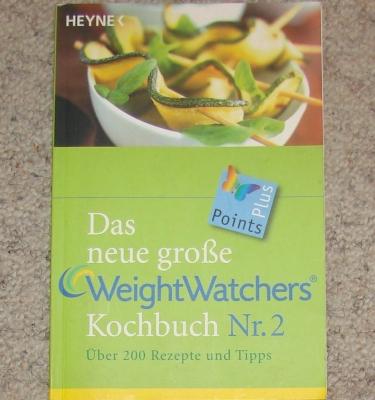 Weightwatchers Kochbuch Points Plus