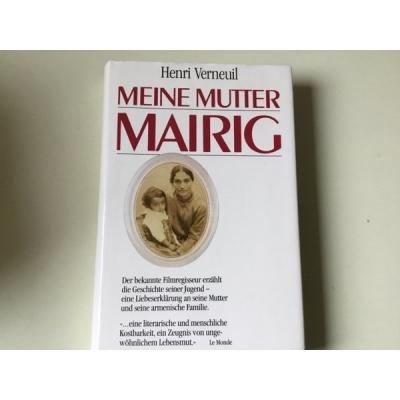 Meine Mutter Mairig
