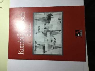 Kombi-Buch Deutsch und Sprachbuch