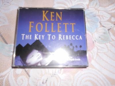 Ken Follett: The Key to Rebecca