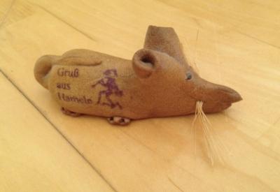 Ratten Figur aus Hameln